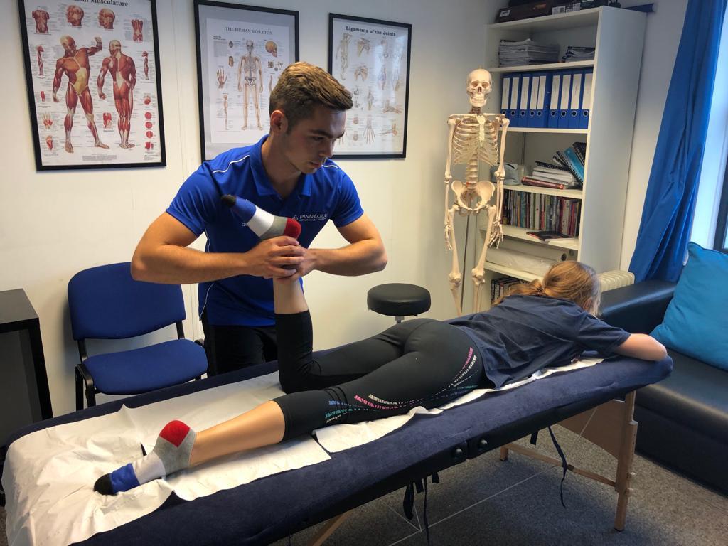 Sports Massage Hamble