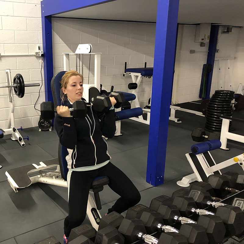 Weight Training - Pinnacle Performance - Southampton