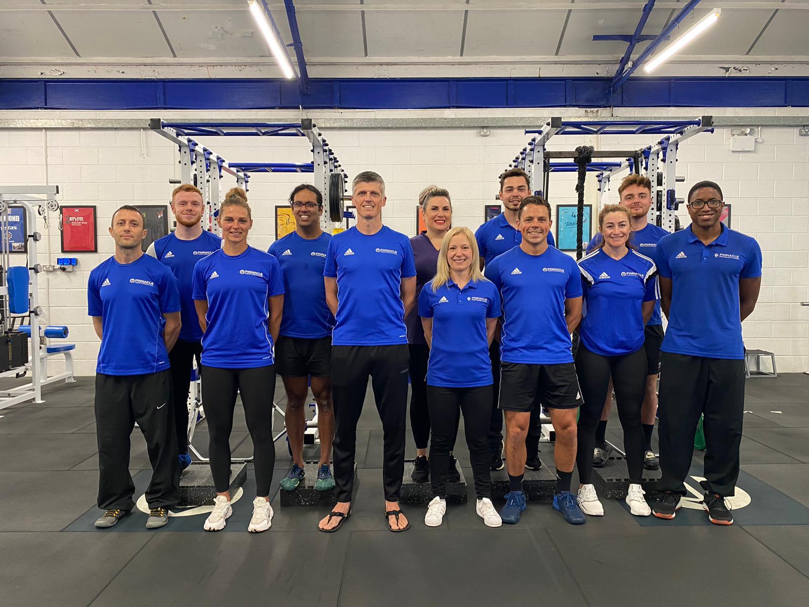 Pinnacle Team 2021 - Pinnacle Performance Southampton